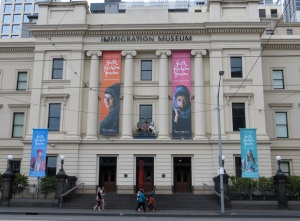The Immigration Museum, Melbourne, Australia