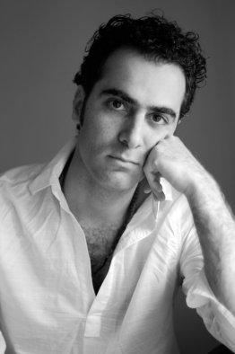 Vahid. Photo by Angelite Thompson.