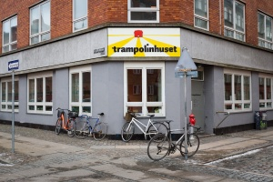 Trampoline House offers counselling, education and community. Photo by Copenhagen Voice.