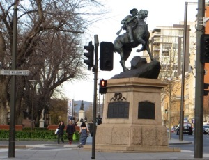 The South African War Memorial, Adelaide, Australia