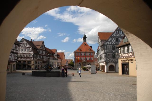 Schorndorf. Photo by Hans Bischof.