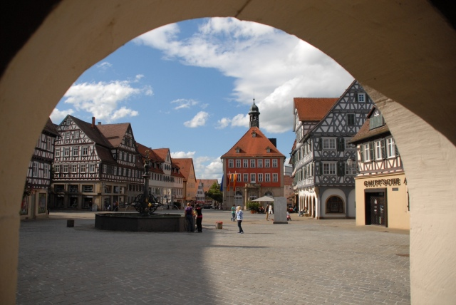 Schorndorf. Photo by Hans Bischof.