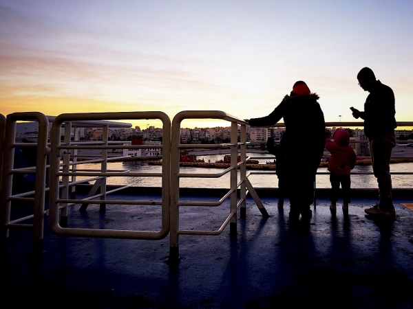 Karim - ferry shot