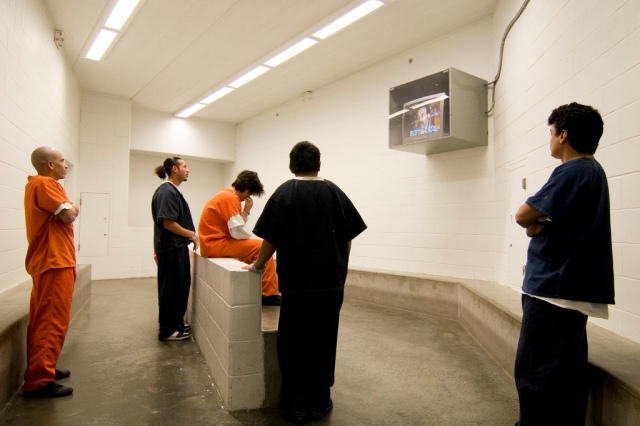 holding-cell