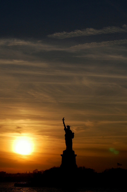 Statue of Liberty? by jordi.martorell via flickr